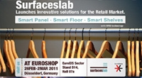Surfaceslab presenta Panel Inteligente en Euroshop 2011
