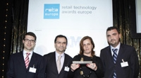Grupo Kyaia vence prémio retail technology europe award 2011